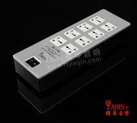 Yaqin ML-1100 Professional Power Filter Socket 8 ports